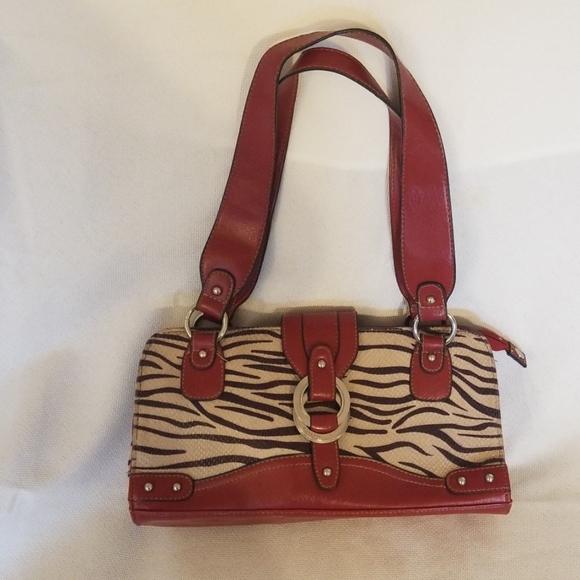 Rosetti Handbags - Zebra print purse